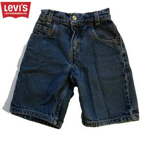 Levis 5t Denim Shorts